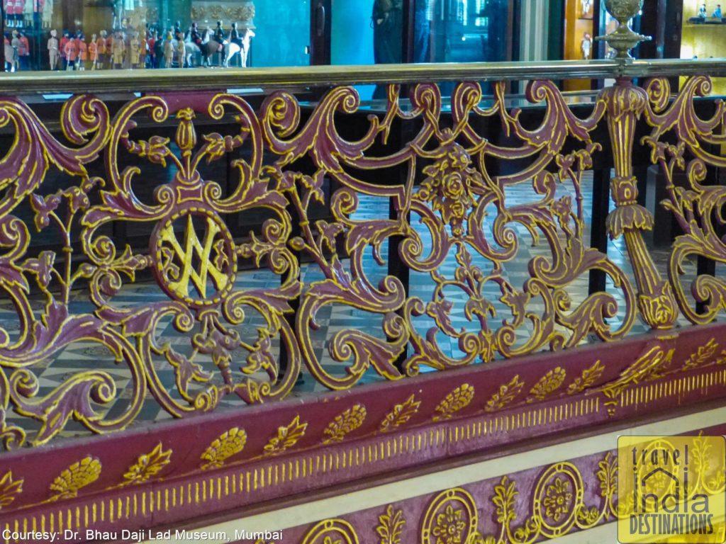 Exquisite Railings at BDL Museum
