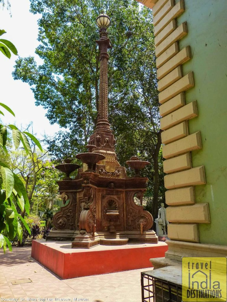 Fitzgerald Fountain Bombay