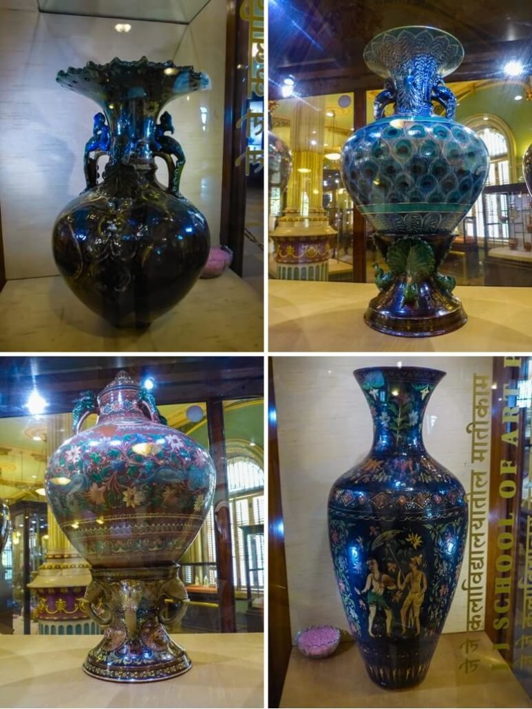 Pottery Collection at Bhau Daji Lad Museum