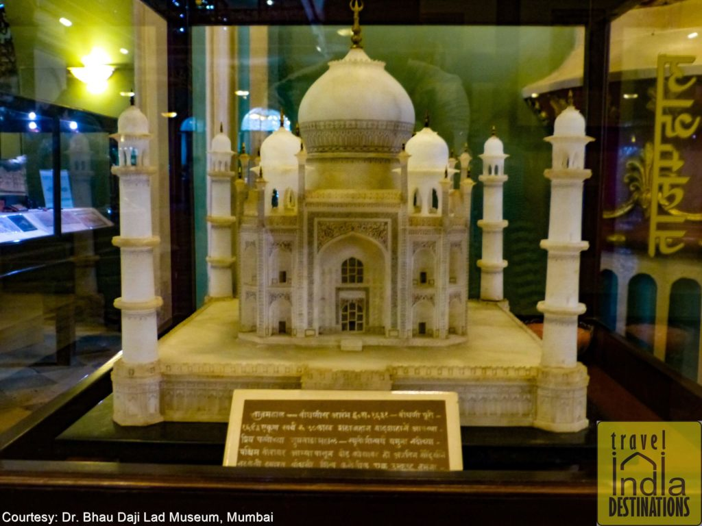 The Iconic Taj Mahal Replica