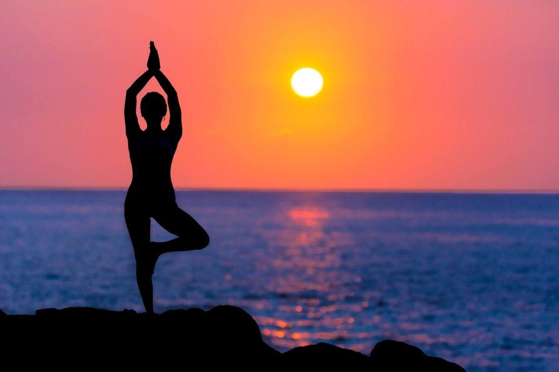 study yoga in India