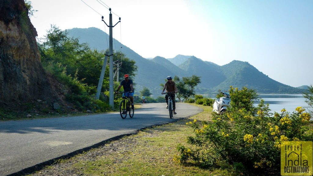 Bicycle Tour in Udaipur