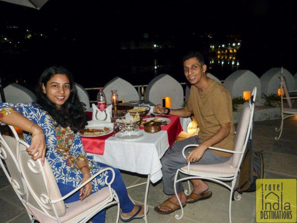 Tribute Restaurant Udaipur