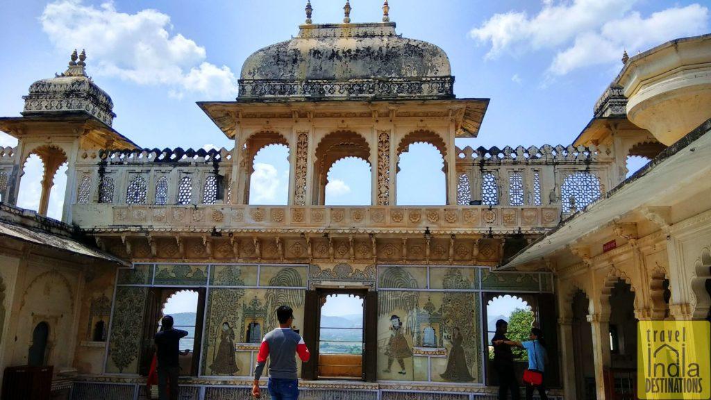 Badi Chitrashali Chowk City Palace Udaipur