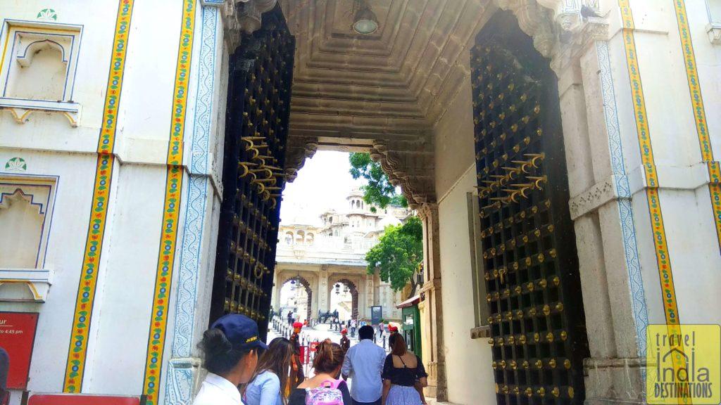 Badi Pol City Palace Udaipur