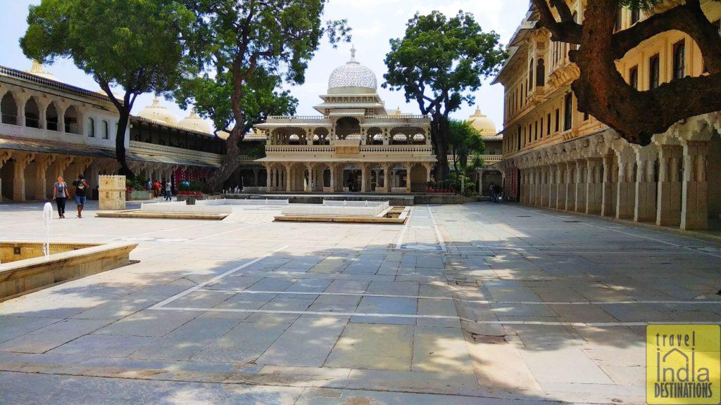 Chowmukha City Palace Udaipur