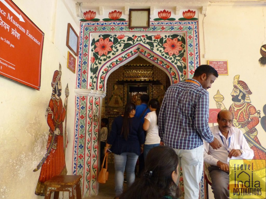 Ganesh Deodi City Palace Udaipur