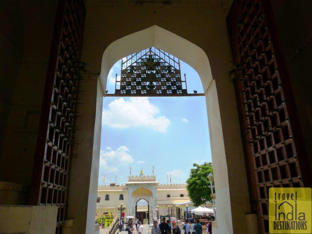 Toran Pol City Palace Udaipur