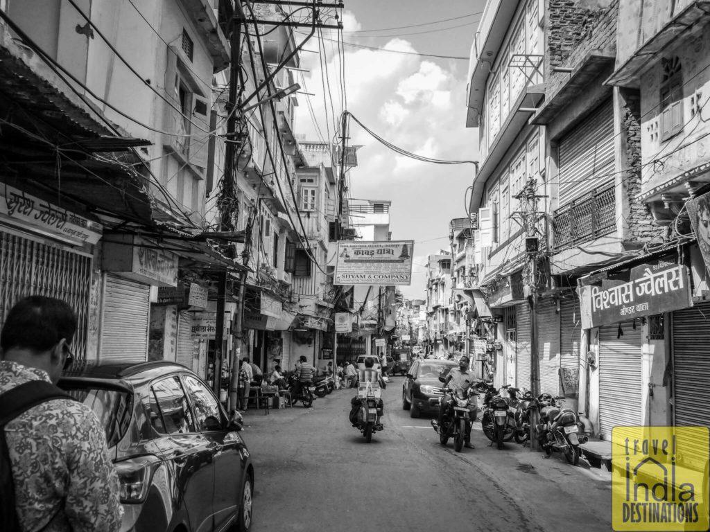 Bada Bazaar Udaipur Market