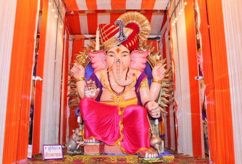 7 Mumbai Ganesh Mandals to Visit - Travel India Destinations